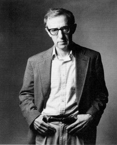 Woody Allen é uma referência nesse livro de James Edwin Jones.